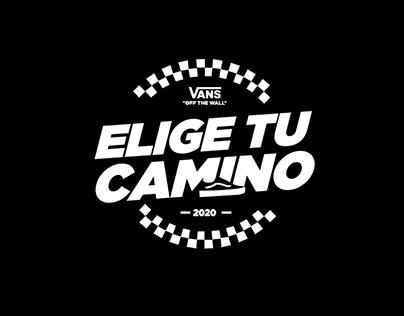 CAMPAÑA VANS- ELIGE TU CAMINO