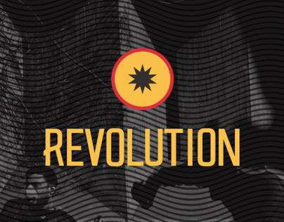 Revolution | News Application User Interface