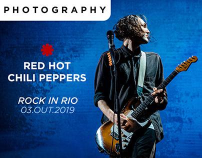 RHCP @ Rock In Rio 2019