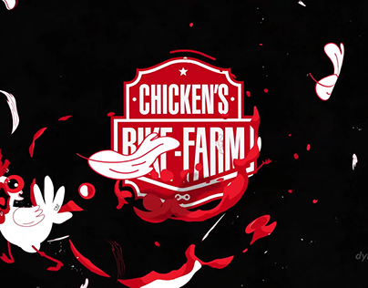 Dmax Chickens Bike Farm