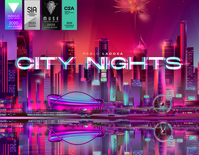 CITY NIGHTS - Part 2 collection