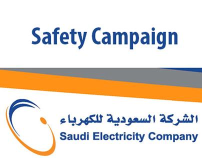 Safety Campaign- Saudi Electricity