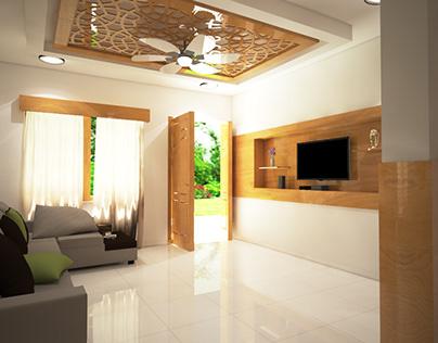Interior Designing for Kerala Home