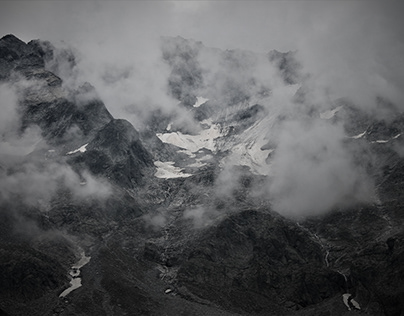 The Alps I