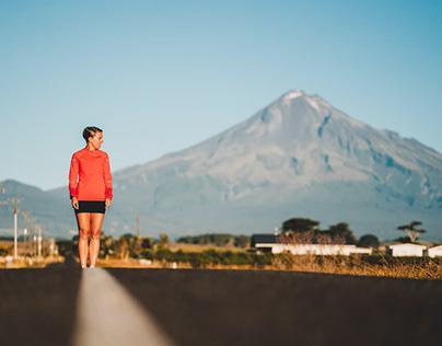 Running Taranaki