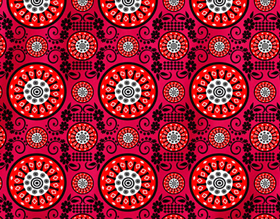 Collection of Textile Patterns