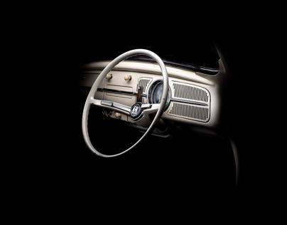 Volkswagen Beetle 1959 fine art photography