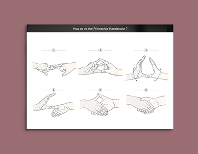 Series of Instructional Illustrations