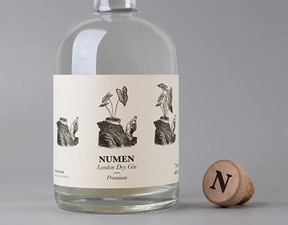 Numen Dry Gin