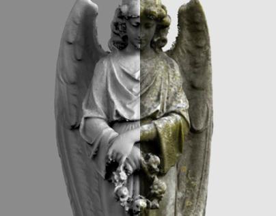 Graveyard Photogrammetry