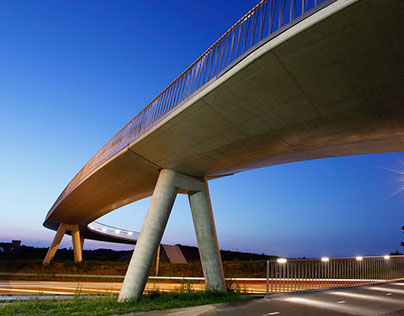Bicycle Bridge, Heerhugowaard