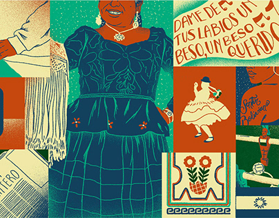 Migrant Chronicles Illustrations