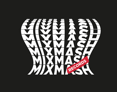 MixMash Records_Tshirt graphics