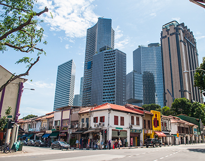 The Shophouse-A Characteristic Singaporean Architecture