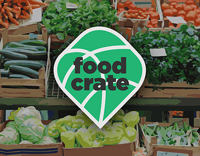 Food Crate: Convenient Groceries