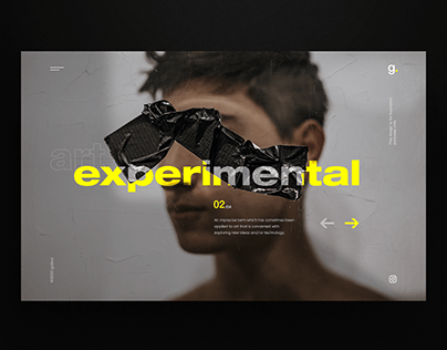 Experimental UI