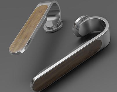 """Door handle """"Chameleon"""""""
