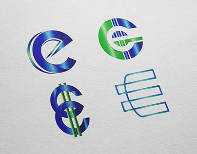 Processo de criação Logo Ecoplan