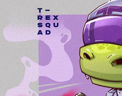T - Rex Squad