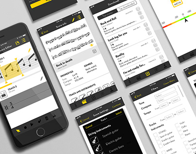 Music Automaton - App