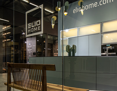 Stand ELIO HOME at Imm Cologne 2019