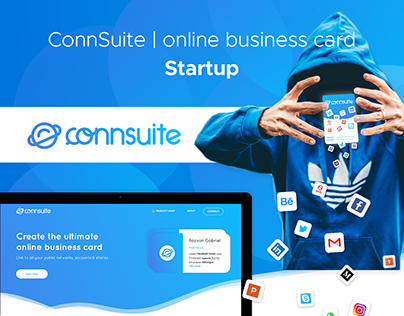 ConnSuite, the Online Business Card | Startup