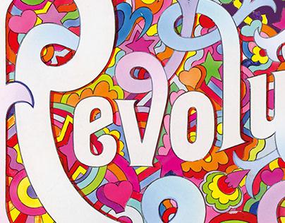 V&A Revolution Exhibition Design