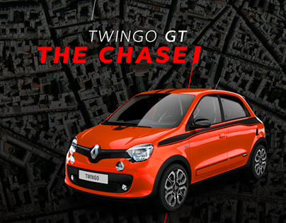 TWINGO GT - THE CHASE
