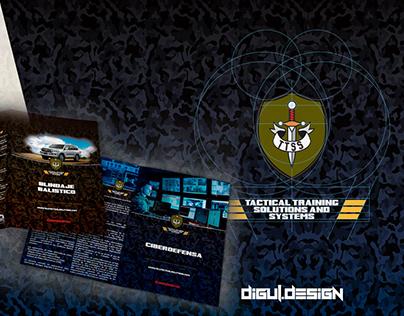Diseño de marca y piezas corporativa