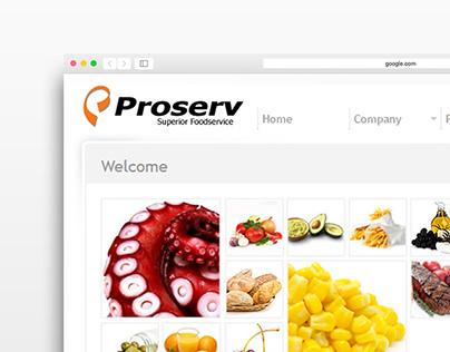 Proserv Website