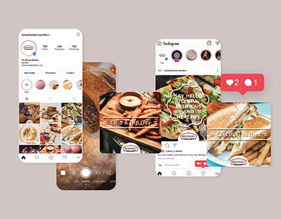 Social Media - Bread Basket