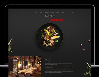 European & Asian kitchen restaurant