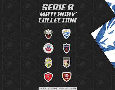Serie B 'Matchday' collection _ Prima Parte