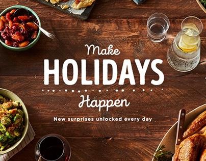 Aldi - Make Holidays Happen