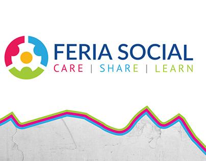 "Motion graphics for ""feria Social 2015"""