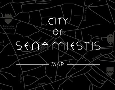 City of senamiestis