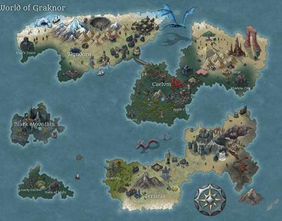 World of Graknor