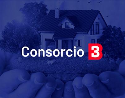Consorcio 3B - Branding