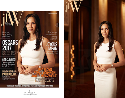 JFW March'17 - Padma Lakshmi