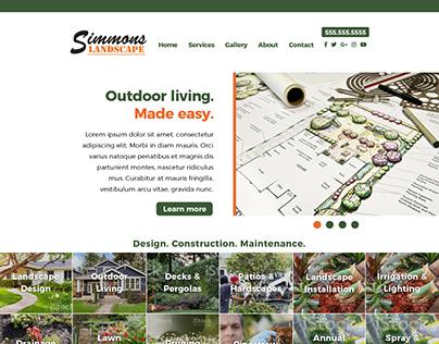 Simmons Landscape, LLC