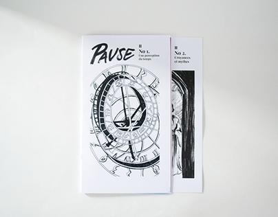 Magazine Pause