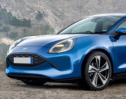 Ford PUMA coupé concept