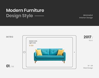 Furniture E-Commerce