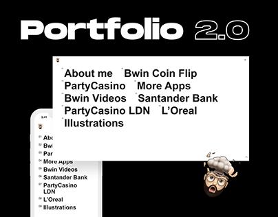 Portfolio 2.0