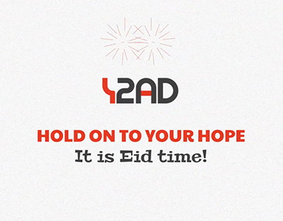 Eid Greetings | Y2Ad Advertising Agency