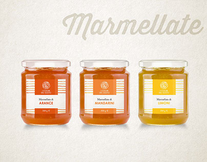 I COLORI DEL GUSTO - Brand Identity & Package design