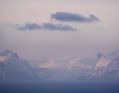 The Ghost Mountains of Nordland