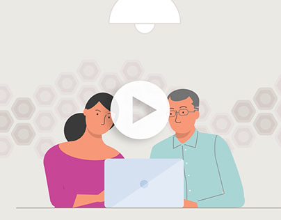 Test de cancer hereditario de Imegen - Explainer video