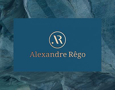 Identidade Visual Alexandre Rêgo