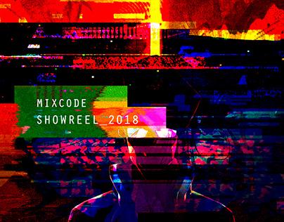 MixCode / Showreel_2018